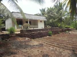 Farm House in Velvand, Dist Ratnagiri, Konkan 27 Guntha