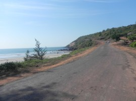 Sea View Land in Nevare, Dist Ratnagiri, Konkan 19.5 Guntha