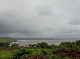 Sea View Plot For Sale in Borya Bandar, Guhagar, Konkan